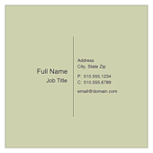 The Standard Style - business-cards Maker