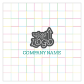 Color Grid - business-cards Maker