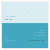 Polka Dots - business-cards Maker