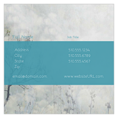 Clouds - business-cards Maker