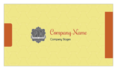Weaving Pattern - business-cards Maker