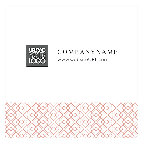 Geo Pattern front - Business Cards Maker
