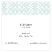 Geo Pattern - business-cards Maker