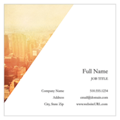 Classic Corners - business-cards Maker