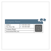 Piece The Puzzle - business-cards Maker