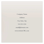 Hydrangea Elegance - business-cards Maker