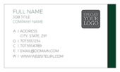 Line Up Right - business-cards Maker