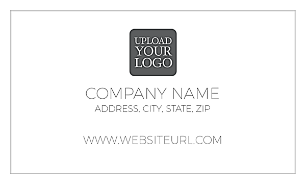 Center  Two front - Business Cards Maker