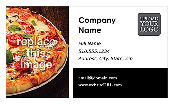 Special Offer Business Card front - Business Cards Maker