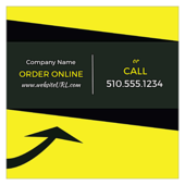 Online Order Up - business-cards Maker
