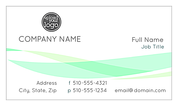 Business Cards front - Business Cards Maker