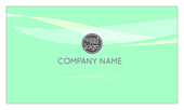 Color Wave - business-cards Maker