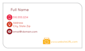 Colorful ISO - business-cards Maker