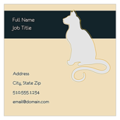 Couture Pets - business-cards Maker