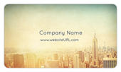 Cityscape Dream - business-cards Maker