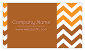 Crooked Stripes - business-cards Maker