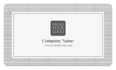 Classic Gray Suit - business-cards Maker