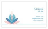 Lotus Connection - business-cards Maker