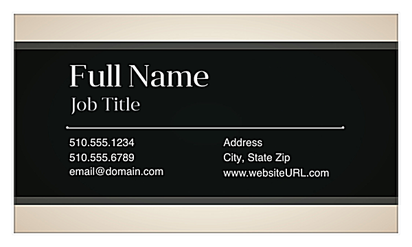 Corporate Buzz front - Business Cards Maker