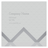 Triangle Grid - business-cards Maker