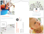 Fun Daycare - brochures Maker