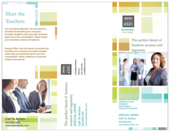 Business Solutions - brochures Maker