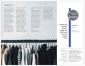 Sleek Boutique - brochures Maker