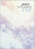 Snowy Peace - greeting-cards Maker