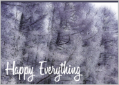 Frosted Trees - greeting-cards Maker