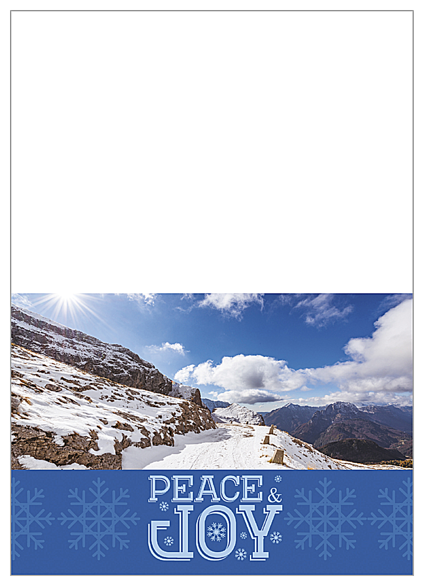 Peace front - Greeting Cards Maker