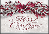 Red Merry Christmas - greeting-cards Maker