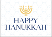 Menorah - greeting-cards Maker