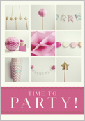 Party Props - greeting-cards Maker