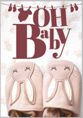 Bunny Boots - greeting-cards Maker