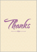 Thanks - greeting-cards Maker