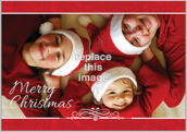 Merry Family - greeting-cards Maker