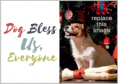 Dog Bless - greeting-cards Maker