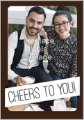 Cheers Banner - greeting-cards Maker