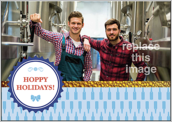 Hoppy Holidays - greeting-cards Maker