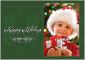 Holiday Flakes - greeting-cards Maker