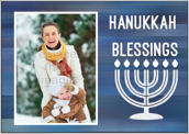 Blessings for Hanukkah - greeting-cards Maker