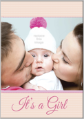 Baby Kisses - greeting-cards Maker