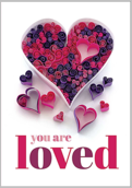 You Are Loved - greeting-cards Maker