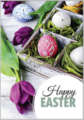 Tulips for Easter - greeting-cards Maker