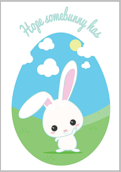 Hoppy Easter - greeting-cards Maker