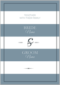 Wedding Stripes - greeting-cards Maker