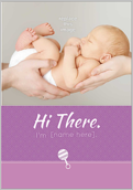 Little baby - greeting-cards Maker