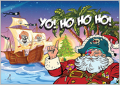 Santa Yo - greeting-cards Maker