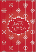 Snowflakes - greeting-cards Maker