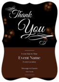 Eventful Thanks - invitation-cards Maker